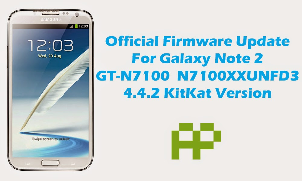 Note 2 Firmware