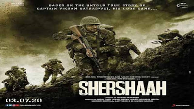 Watch First Look Of Sidharth Malhotra Upcoming movie Shershaah