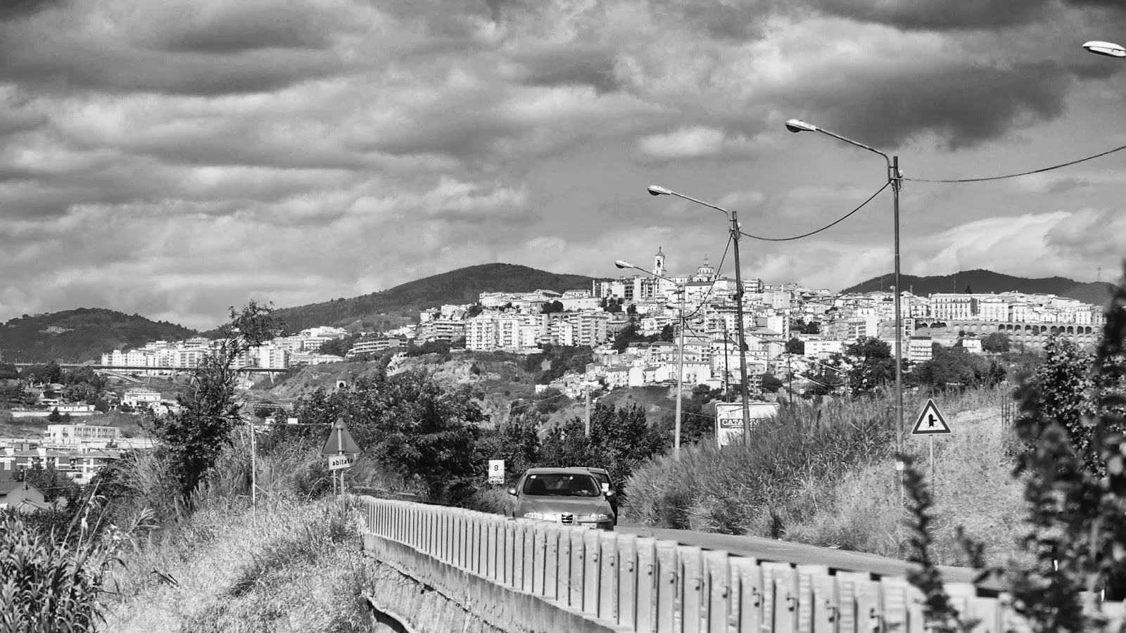 Ponte bisantis di catanzaro for Ponte delle cabine di rapsodia dei mari 2