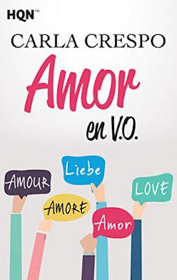 LIBRO - Amor en V.O. : Carla Crespo (Harlequin - 29 Septiembre 2016) NOVELA ROMANTICA | Edición Digital Ebook Kindle Comprar en Amazon España