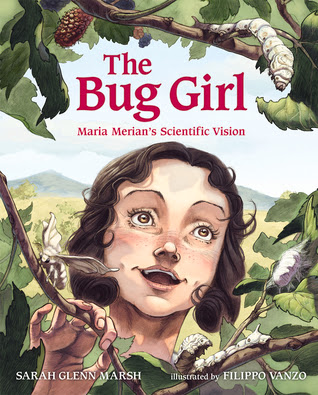 Cover Art for Bug Girl