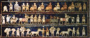 الحضارة السومرية.