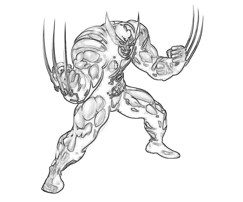 Marvel Vs Capcom Wolverine Yumiko Fujiwara