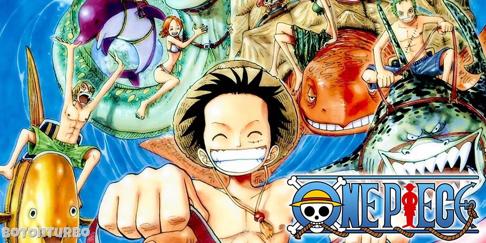 One Piece Todos Os Ep