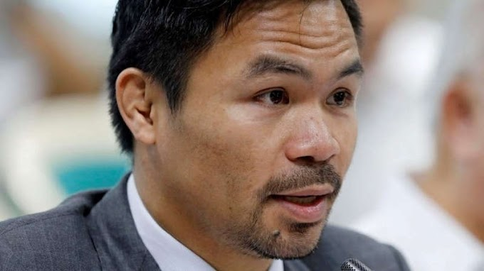 Boxing star, Manny Pacquiao to run for Philippines president
