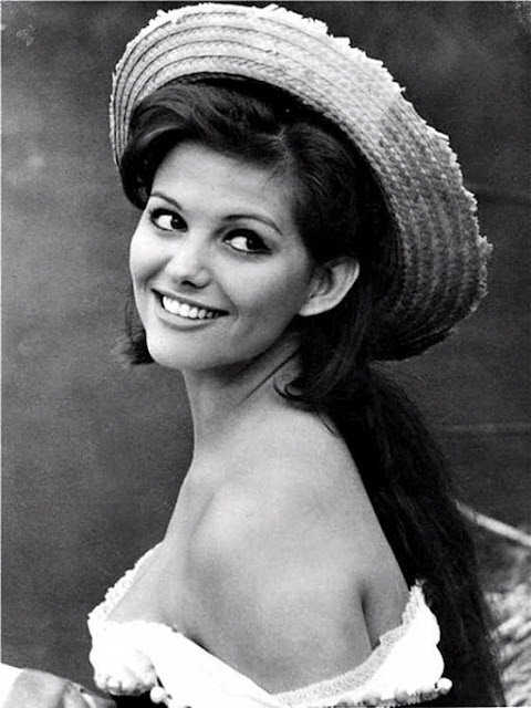 The Regular Guy Believes: Girl of the Day - Claudia Cardinale