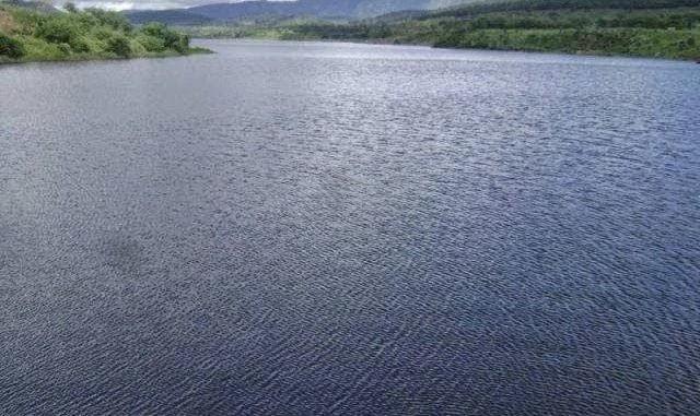 Barragem do França, localizada no Rio Jacuípe, nos municípios de Piritiba-BA e Miguel Calmon-BA