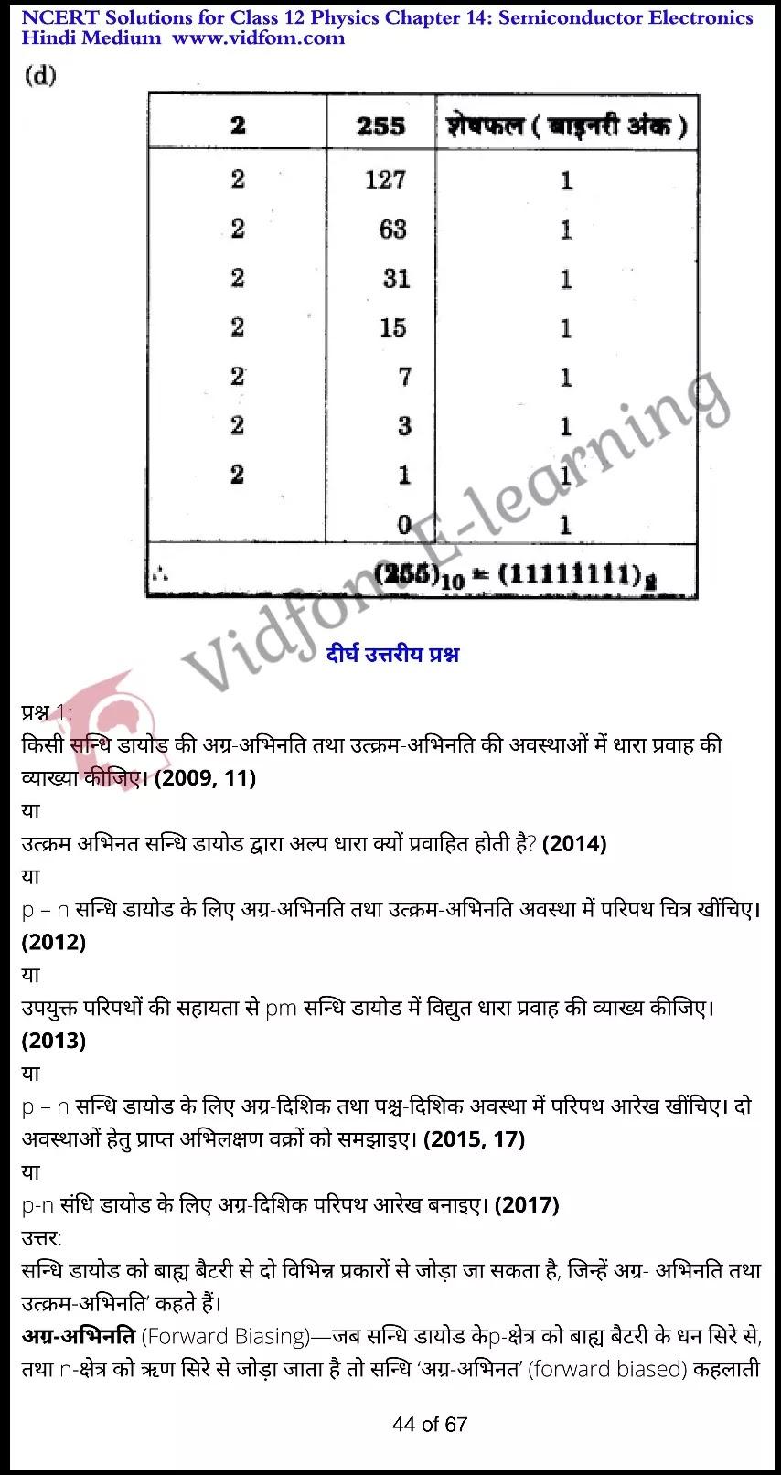 class 12 physics chapter 14 light hindi medium 44