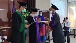 Direktur Pascasarjana UIR Yudisium 150 Calon Wisudawan
