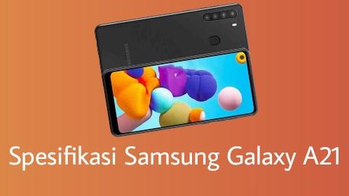 Samsung galaxy a21 indonesia