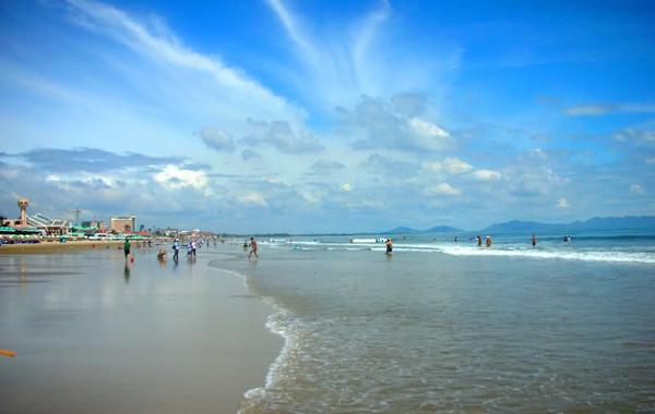 Là một trong những điểm du lịch biển tại Sài Gòn – Biển Long Hải (Ảnh sưu tầm)