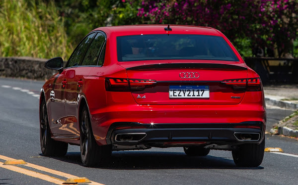 Novo Audi A4 2022 (Brasil): vídeo, preço, performance e ficha técnica