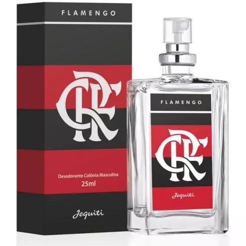 Desodorante Colônia Masculina Flamengo 25ml - Jequiti