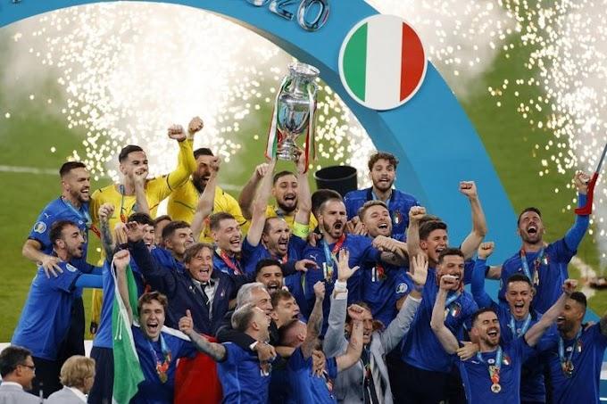 Euro dan Copa America 2021, Saat Italia dan Argentina Jadi Pemenang di Masa Pandemi