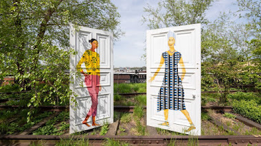 Arte en la High Line de Nueva York