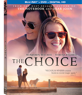 The Choice Blu-ray