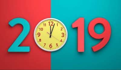 Happy New Year 2019: It's time for celebrations in the coming year!