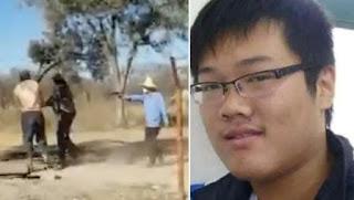 Bos China di Zimbabwe Terekam Kamera Tembak 2 Pekerja Lokal Karena Tuntut Gaji