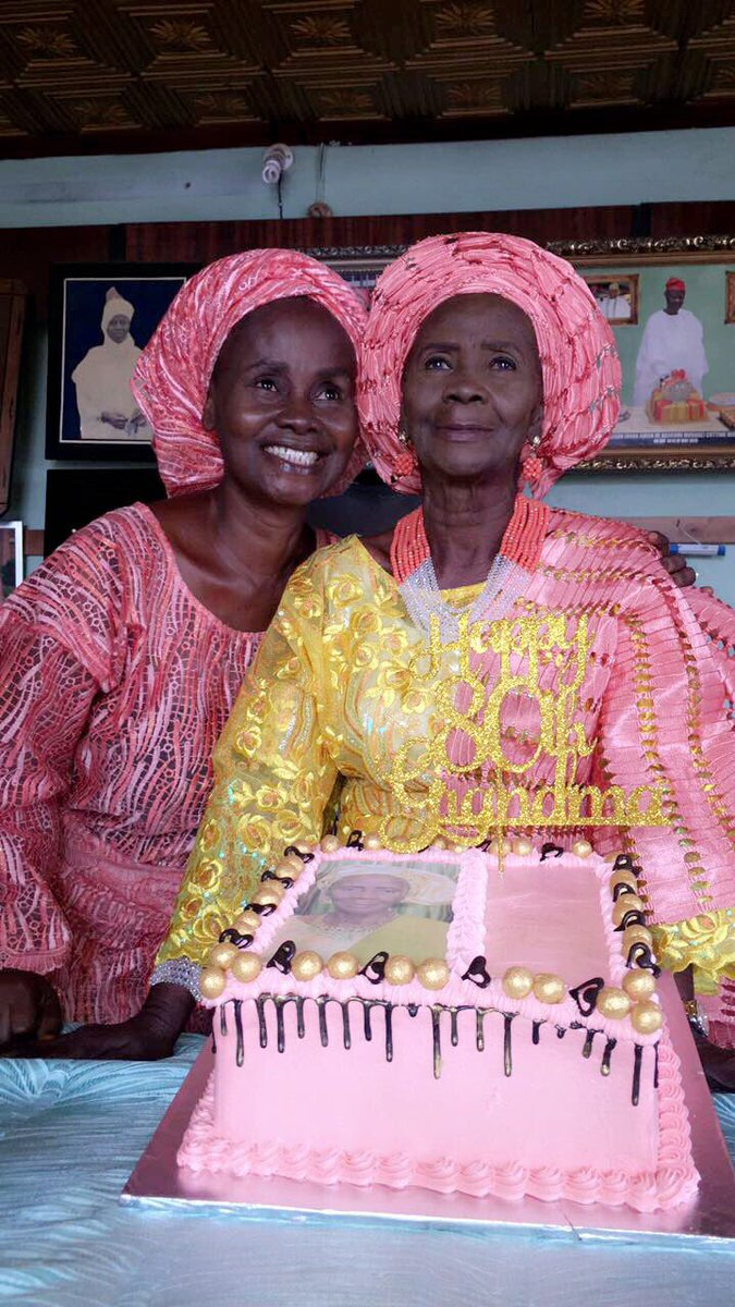 Gorgeous granny celebrates birthday — people can hardly believe she's 80 and has been married 59 years