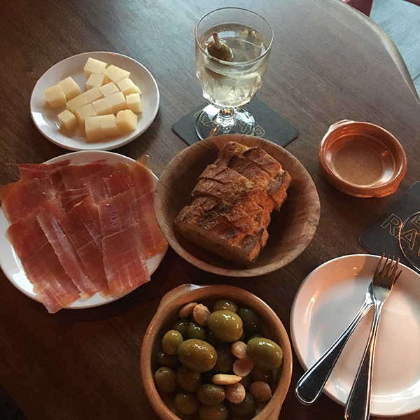 Tapas at Bar Raval