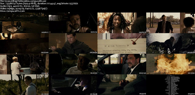 Texas Killing Fields 2011 DVDRip Español Latino Descargar 1 Link