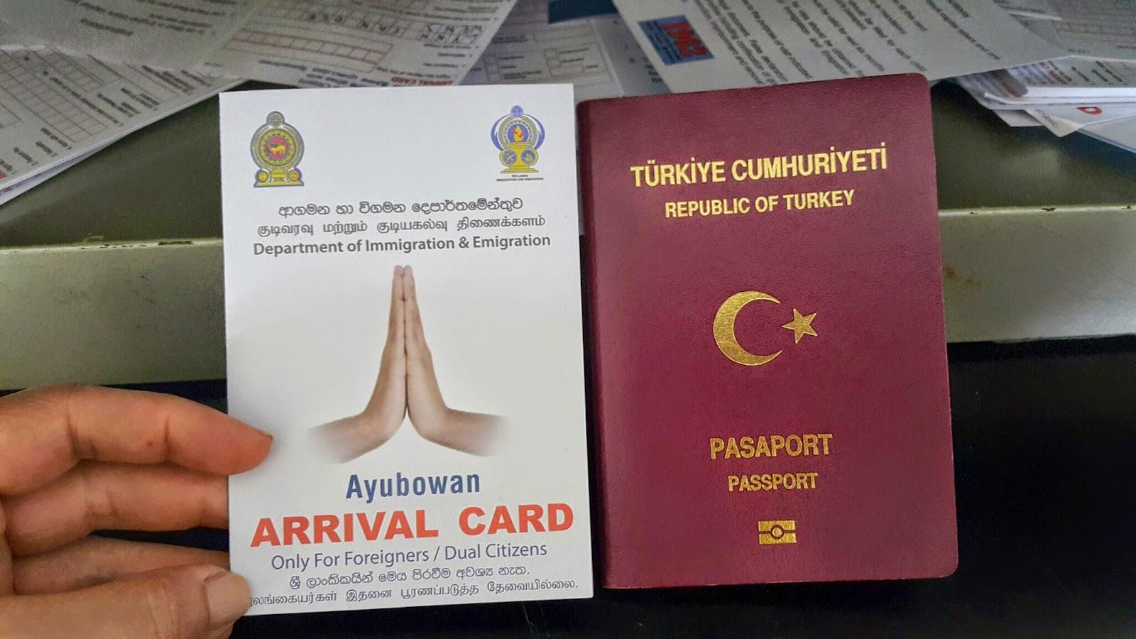 Kırmızı pasaport