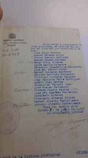 Manuel Alberdi Prisión 1935 Liberado