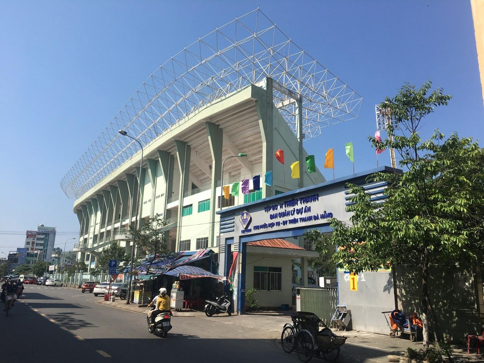 Da Nangin vanha stadion