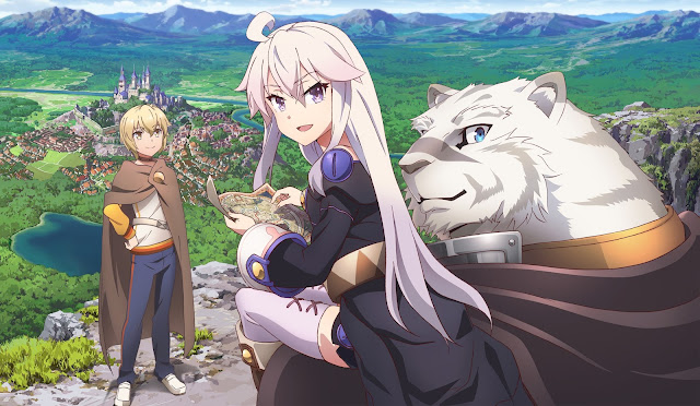 Download OST Opening Ending Anime Zero kara Hajimeru Mahou no Sho Full Version