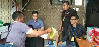 "Ketua BPD Rapat Tertutup Diduga Untuk Perbaharui RAB"" ADD Angaran Tahun 2019"
