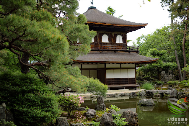 京都~銀閣寺