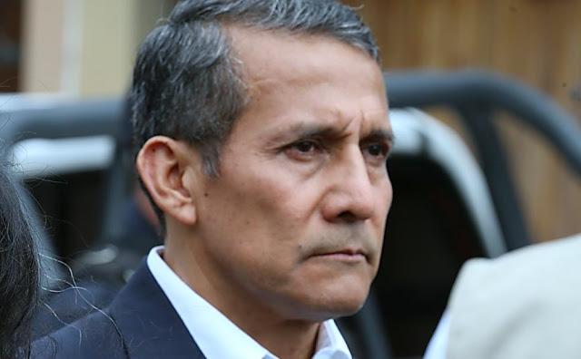 Ollanta HumalaTasso