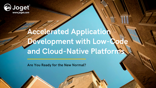 Accelerated Application Development with Low-Code and Cloud Native Platforms