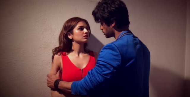 Gaurav Arora and Tara Alisha Berry in the song NIRVANA from the movie LOVE GAMES.