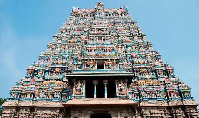 मीनाक्षी मंदिर - Meenakshi Temple