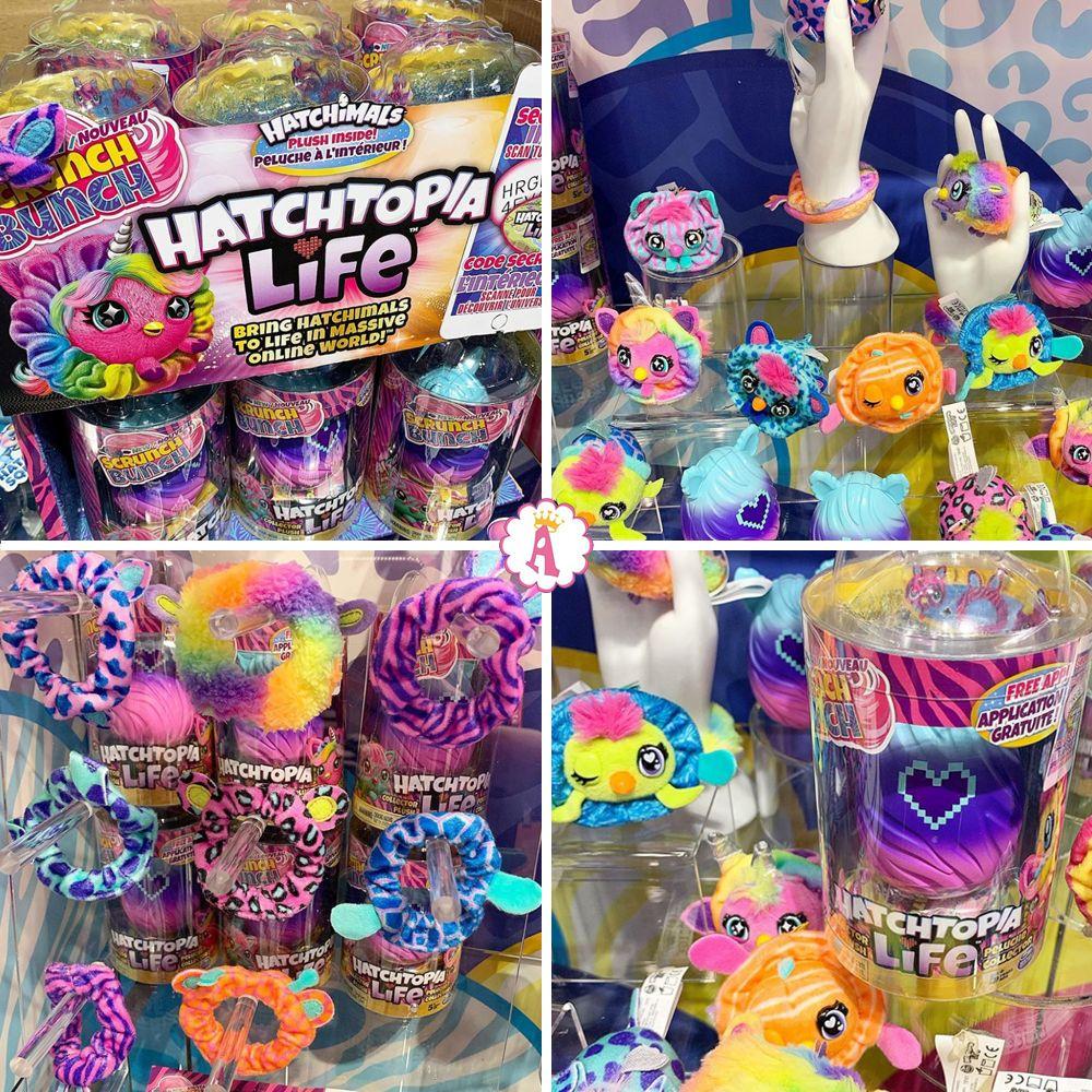 Пушистики Hatchimals Hatchtopia Life новинки игрушек 2020
