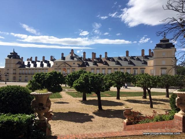 visitar el Palacio del Pardo en Madrid