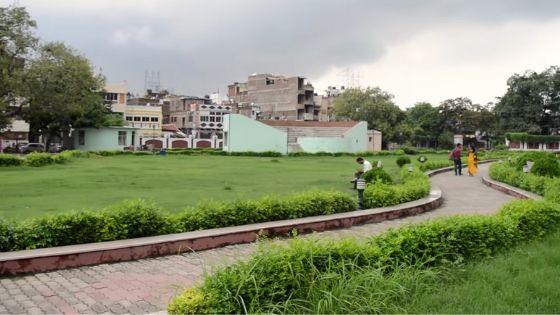 Park Golghar Patna