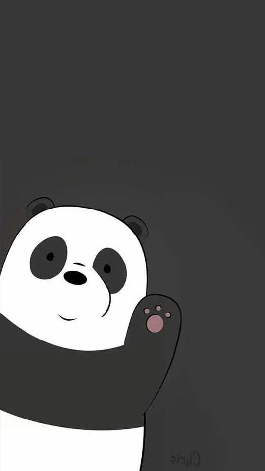 90 Kartun Panda Dan Beruang Lucu Lengkap Cikimm Com