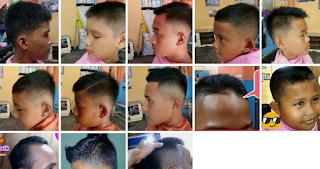 Model cukur rambut keren terbaru