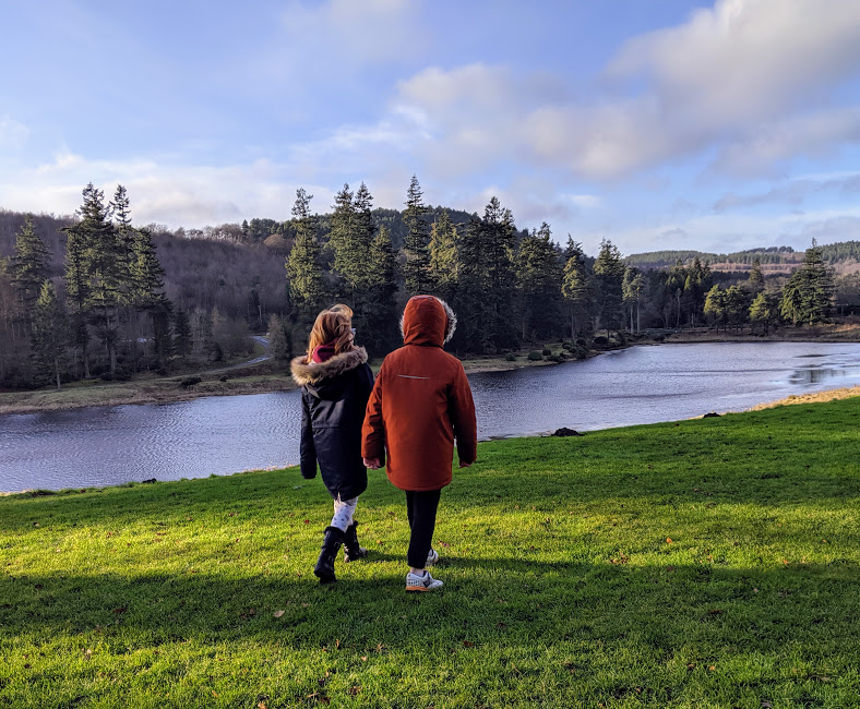 Christmas & Santa at Cragside Review  - Lakeside Walks