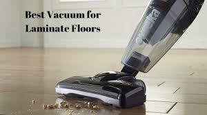 Vacuum for Laminate Floors?