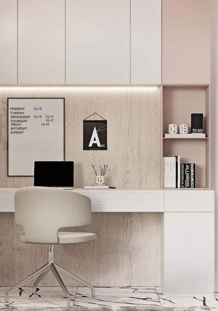 صور ديكورات حلوة لمكتب العمل داخل المنزل ستعجبك بكل تأكيد