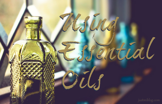 How I use avocado oil, lavender oil, and peppermint oil