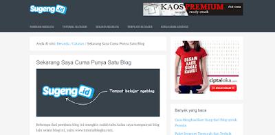 Blog mas sugeng.id