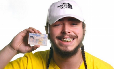 """Lirik Lagu Post Malone - God Damn"""
