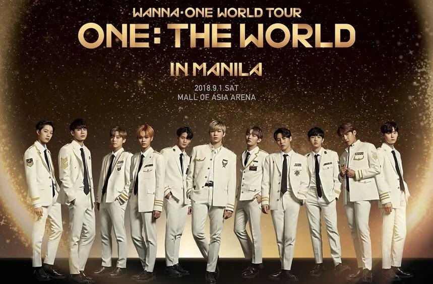 Globe Gives KPop Fans First Dibs on Wanna One Manila Concert Tickets