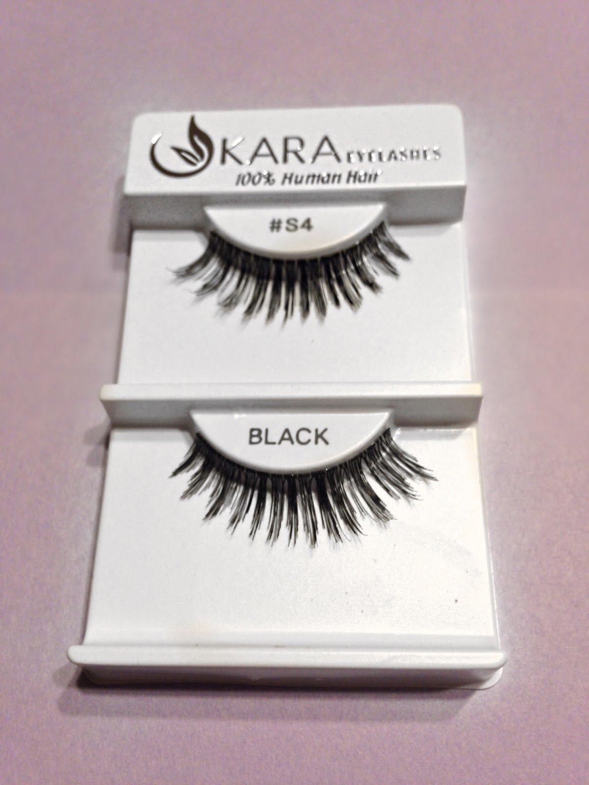 8603fc66dd3 On this website, two brands of lashes are offered... Kara and Kleancolor.  I'm going to be so explicit here and say I have tried the Kleancolor lashes  and I ...