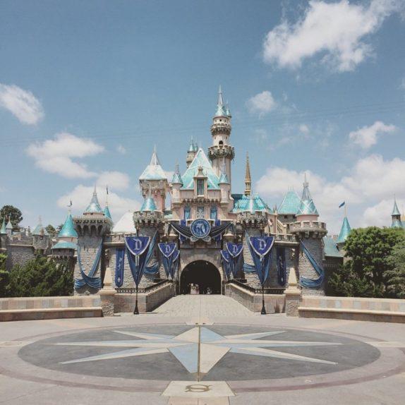 What Disney Castles is in each Park?