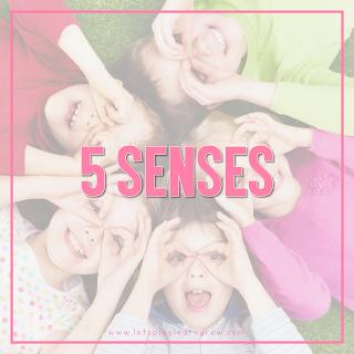 5-Senses-Theme